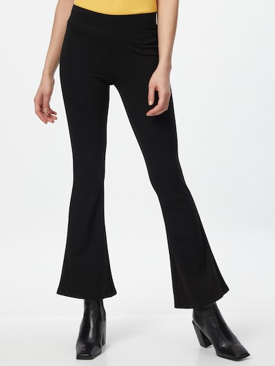 Gina Tricot Hose 'Petra' in schwarz, Modelansicht