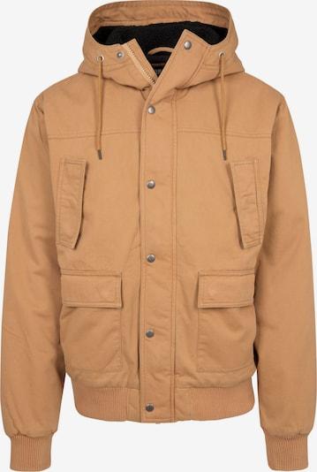 Urban Classics Jacke in hellbraun, Produktansicht