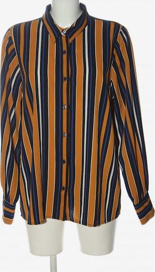 Costes Hemd-Bluse in XXL in blau / hellorange / weiß, Produktansicht