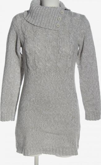 VIVIEN CARON Pulloverkleid in S in hellgrau, Produktansicht