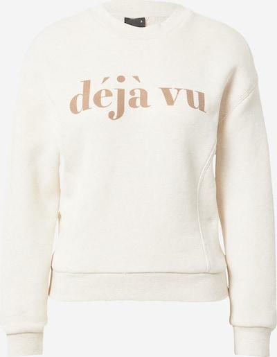 Gina Tricot Sweat-shirt 'Audrey' en beige, Vue avec produit