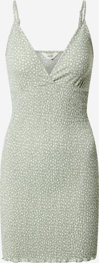 OBJECT (Petite) Kleid 'LEVENTA' in hellgrün / weiß, Produktansicht