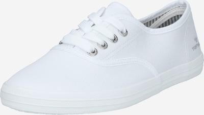 TOM TAILOR Tenisky - světle šedá / bílá, Produkt