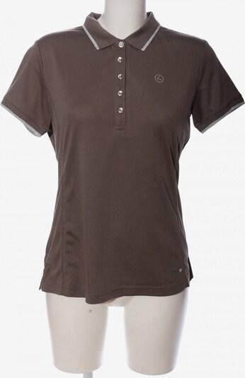 LUHTA Polo-Shirt in L in braun, Produktansicht