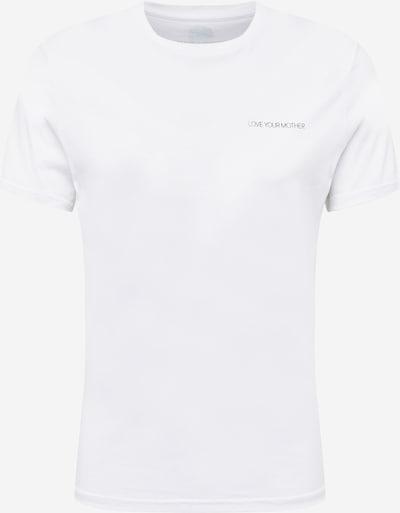ARMEDANGELS Paita 'JAAMES' värissä musta / valkoinen, Tuotenäkymä