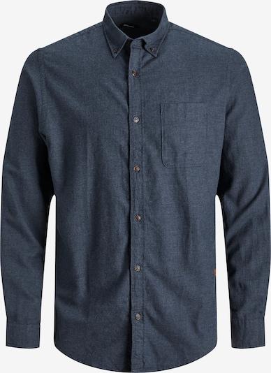 JACK & JONES Hemd in navy, Produktansicht