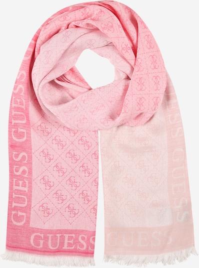 GUESS Sjaal 'CATHLEEN' in de kleur Bessen / Pink / Rosa, Productweergave