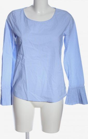 Chelsea Rose NYC Langarm-Bluse in S in blau / weiß, Produktansicht
