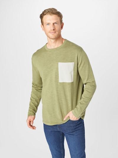 Only & Sons Пуловер 'ALAN' в зелено: Изглед отпред