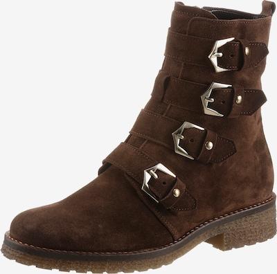 GABOR Boots in braun / karamell / gold, Produktansicht