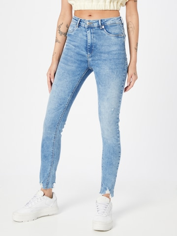 Tally Weijl Jeans in Blauw