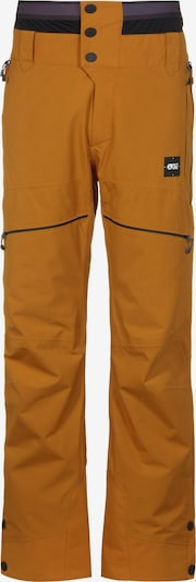 Picture Organic Clothing Hose 'NAIKOON' in camel / dunkelgrau / weiß, Produktansicht