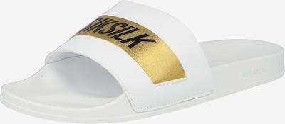 SikSilk Zapatos abiertos 'Roma' en oro / negro / blanco, Vista del producto