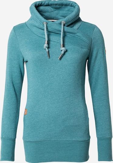 Ragwear Sweatshirt 'NESKA' in de kleur Petrol, Productweergave