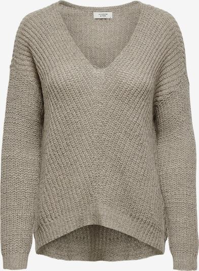 JACQUELINE de YONG Pullover 'New Megan' in stone, Produktansicht