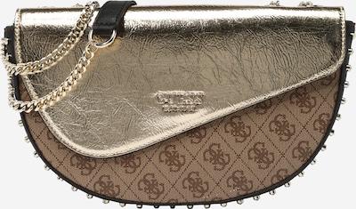 GUESS Tasche 'Vision' in braun / gold, Produktansicht