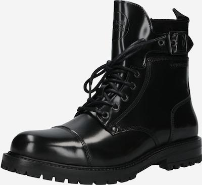 SCOTCH & SODA Šněrovací boty 'Traktor' - černá, Produkt