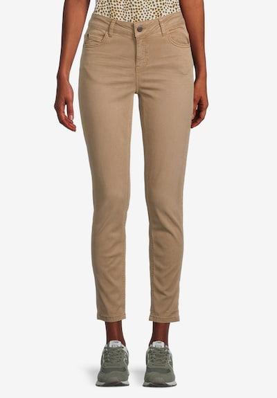 Cartoon Modern fit jeans Slim Fit in camel, Modelansicht