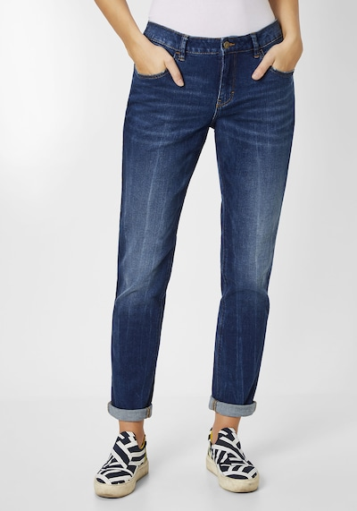 PADDOCKS Hose in blau, Modelansicht