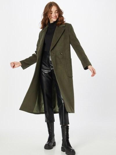 DAY BIRGER ET MIKKELSEN Mantel 'Gentle' in dunkelgrün, Modelansicht