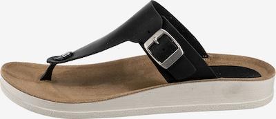 KICKERS T-Bar Sandals 'Odaliska' in Black, Item view