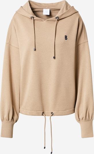 BOGNER Sweatshirt 'ROSANA' i ljusbeige / svart, Produktvy