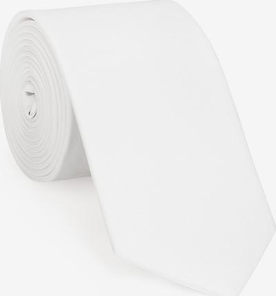 UNA Germany Stropdas in de kleur Wit, Productweergave