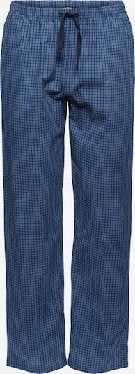 ESPRIT Pyjamabroek in de kleur Blauw / Donkerblauw, Productweergave