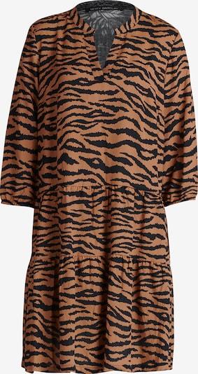 Betty Barclay Casual-Kleid mit 3/4 Arm in camel / schwarz, Produktansicht
