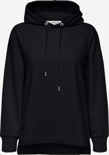 SELECTED FEMME Bluzka sportowa w kolorze czarnym, Podgląd produktu