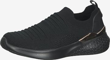 ARA Slip-Ons in Black