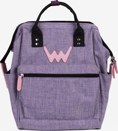 Vuch Rucksack in lila / rosa, Produktansicht