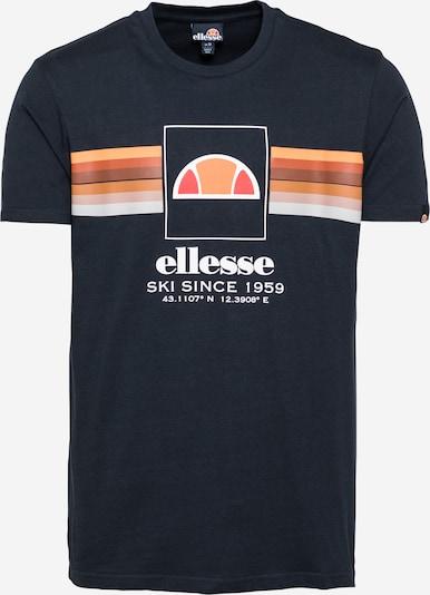 Tricou 'Colo' ELLESSE pe albastru noapte / culori mixte, Vizualizare produs