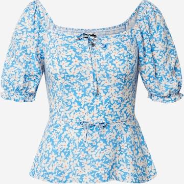 NEW LOOK Bluse 'SISSY' in Blau