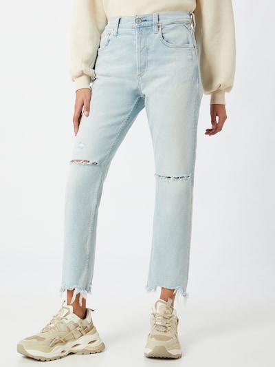 REPLAY Jeans 'Maijke' in hellblau, Modelansicht