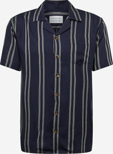 Libertine-Libertine Košile 'Cave' - tmavě modrá / bílá, Produkt
