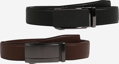 ABOUT YOU Belt 'Elia' in Brown / Black, Item view