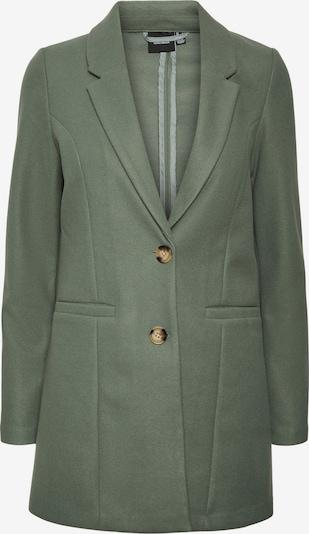 VERO MODA Mantel 'VMDAFNEJANEY' in grün, Produktansicht