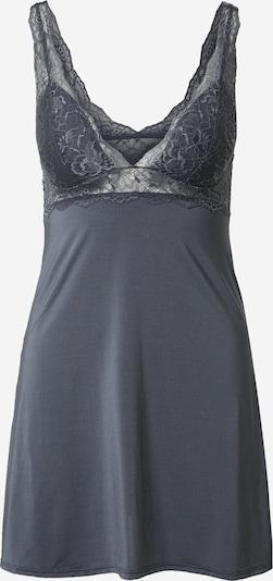 ESOTIQ Koszula nocna 'Liset' w kolorze ciemnoszarym, Podgląd produktu