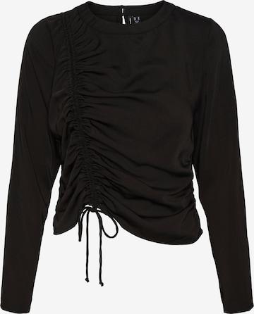 VERO MODA Skjorte 'Abby' i svart