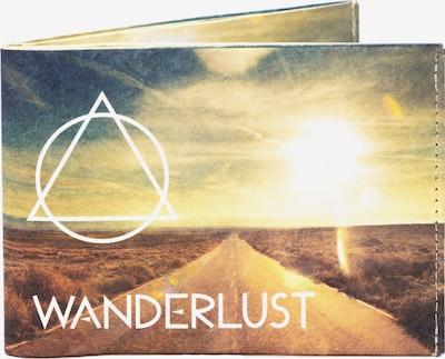paprcuts Portemonnaie 'Wanderlust' in mischfarben, Produktansicht