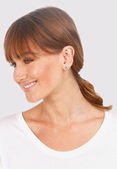 ELLI Boucles d'oreilles en argent: Vue de face