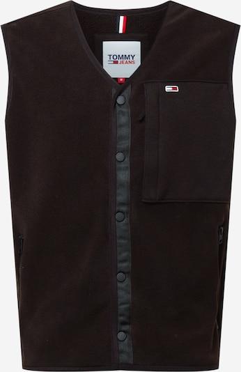 Tommy Jeans Veste 'TJU POLAR', krāsa - melns, Preces skats