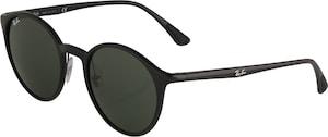 Ray-Ban Sonnenbrille '0RB4336' in tanne / schwarz