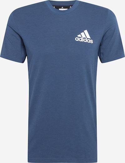 ADIDAS PERFORMANCE Funkčné tričko - dymovo modrá / biela, Produkt