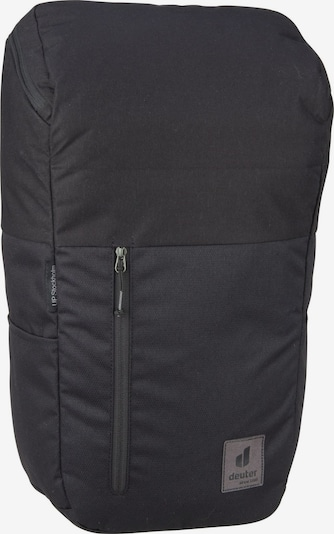 DEUTER Backpack 'Stockholm' in Grey / Black, Item view