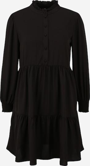 Pieces (Petite) Sukienka koszulowa w kolorze czarnym: Widok z przodu