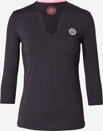 T-shirt fonctionnel 'Ariana' BIDI BADU en noir
