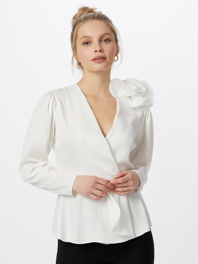 River Island Blouse 'CAILEAN' in White: Frontal view
