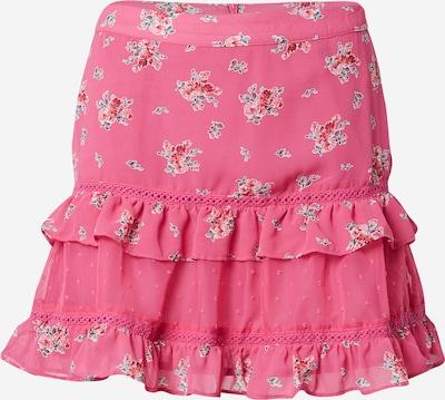 GLAMOROUS Skirt in Pastel green / Pink / Red / White, Item view